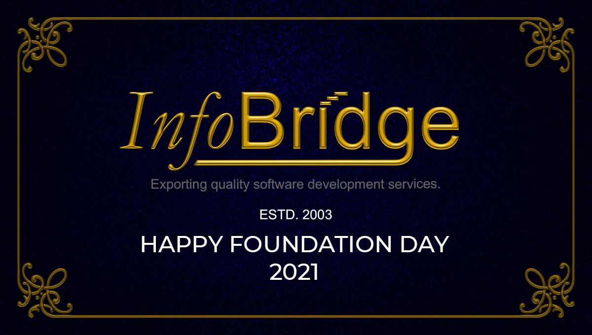 Happy Foundation Day 2021